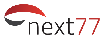 Next77 logo