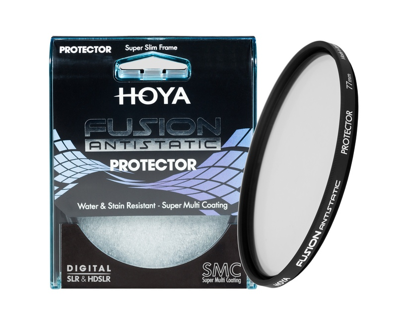 hoya filter fusion antistatic protector 01